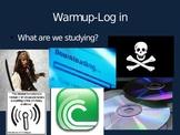 Piracy PowerPoint