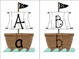 Pirate Kindergarten Word Wall
