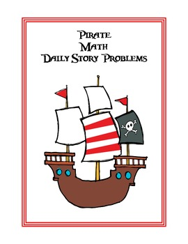 Pirate Math Story Problems