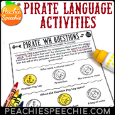 Pirate WH Questions {No Prep!}