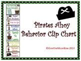 Pirates Ahoy Behavior Clip Chart