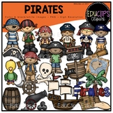 Pirates Clip Art Bundle