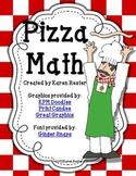 Math Centers: Pizza Pie Math