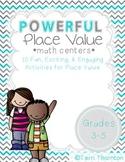 Power Place Value: 10 Activites