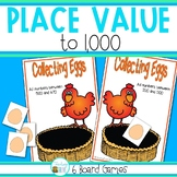 Place Value Games - Numbers 1 - 1,000