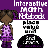 Place Value:  Interactive Notebook Pages