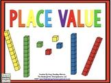 Place Value Mini Pack!  A Math Creation!