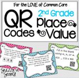 Place Value QR Codes {Common Core}