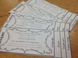 Place Value Tens and Ones Flip Book