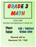 Place Value: Understanding and Applying Place Value in Gra