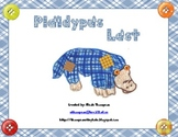 Plaidypus Lost Teacher's Resource/Handouts/Activity Kit