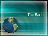 Planet Earth PowerPoint Presentation Lesson Plan