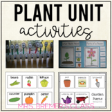 Plant Booklet and Lesson