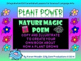 Plant Power Nature Magic Poem