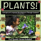 Plants-A Kindergarten-First Thematic Unit Aligned With CCSS/WIDA