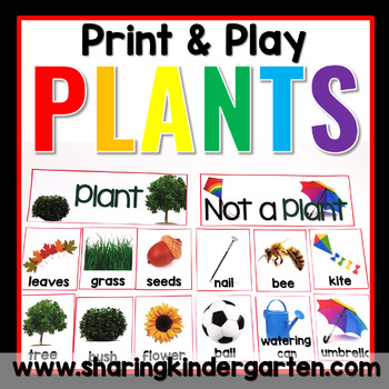 Plants {Print & Play Pack}