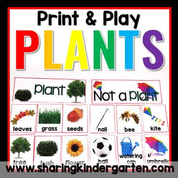 Plants {Print & Play Pack}