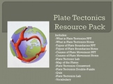 Plate Tectonics Resource Pack