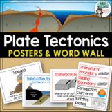 Plate Tectonics - Volcanoes, Plate Boundaries & Earthquake