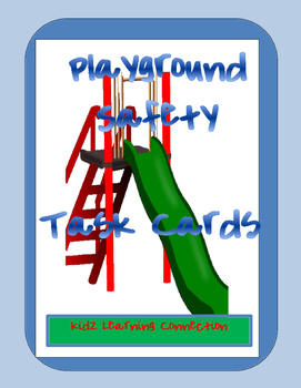 Playground Safety Decision Cards