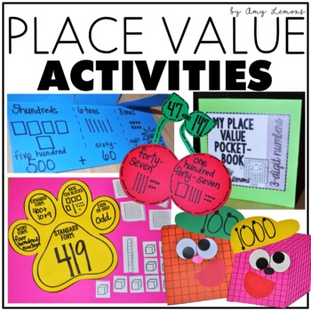 Playing Around With Place Value
