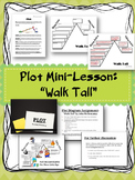 "Plot mini-lesson - using ""Walk Tall"" by John Mellencamp"