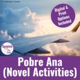 Pobre Ana Activities Bundle