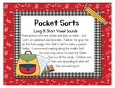Pocket Sorts: Long and Short Vowels