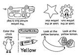 PocketBooks: Yellow