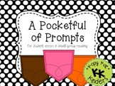 Pocketful of Prompts