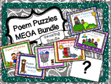 Poem Puzzles MEGA Bundle - PK, K, 1st, 2nd