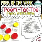 Poem-Tac-Toe {50 Poems and Game Boards for Fluency Practice!]