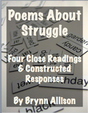Poems About Struggle: Four Close Readings with Constructed