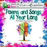 Poems and Songs All Year Long