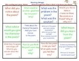 Poetry Bingo Packet
