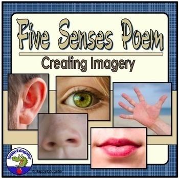 Poetry - Five Senses Poem