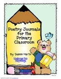 Poetry Journals for the Primary Classroom