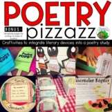 Poetry Pizzazz Unit
