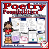 Poetry Possibilities -- February