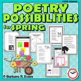 Poetry Possibilities -- Spring Edition
