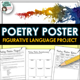 Figurative Language / Poetry Terms Poster Project