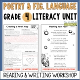 Poetry and Figurative Language Unit: Grade 4...40 Lessons