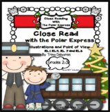 Point-of-View Close Read for The Polar Express {Christmas Series}