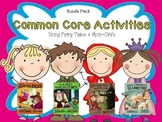 Point of View and Other Common Core Activities Using Fairy