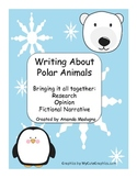 Polar Animal Writing Project