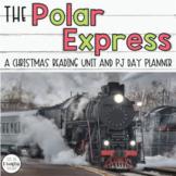 Polar Express by Chris Van Allsburg Reader Response CCSS Aligned