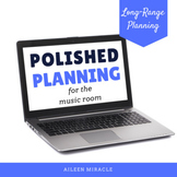 Polished Planning {Creating Yearly, Monthly, and Daily Mus