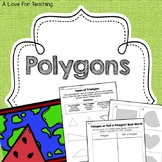 Polygons {Shapes - Geometry}