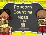 Popcorn Counting Mats1-30