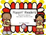 Poppin' Readers - Literature Circle Materials
